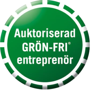 Auktoriserad Grön-Fri Jape